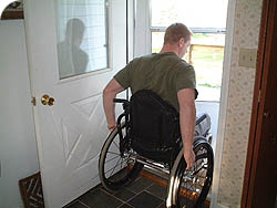 Wheelchair Door Wheelchair Accessible Compartment